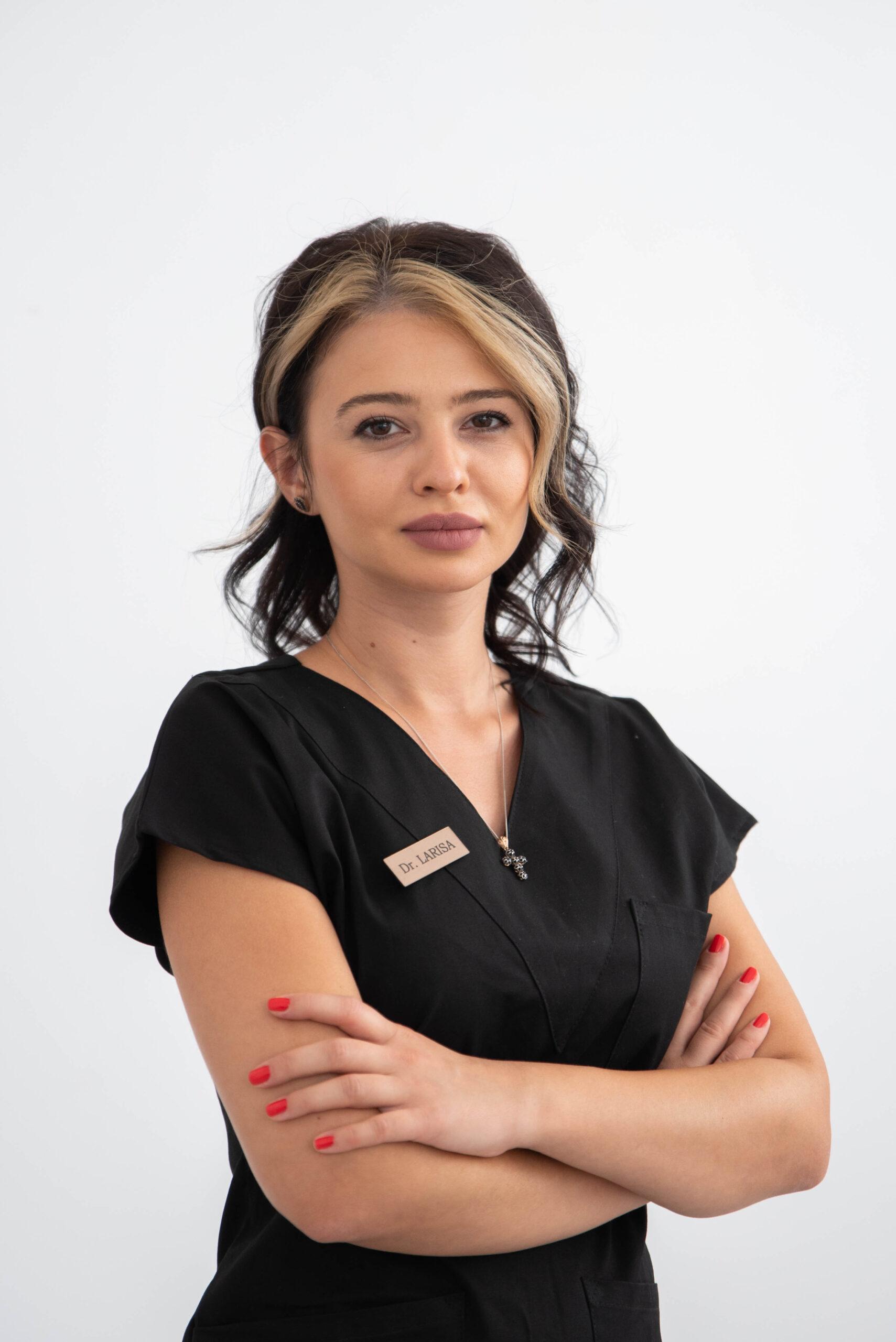 Doctor Larisa Barbarasa