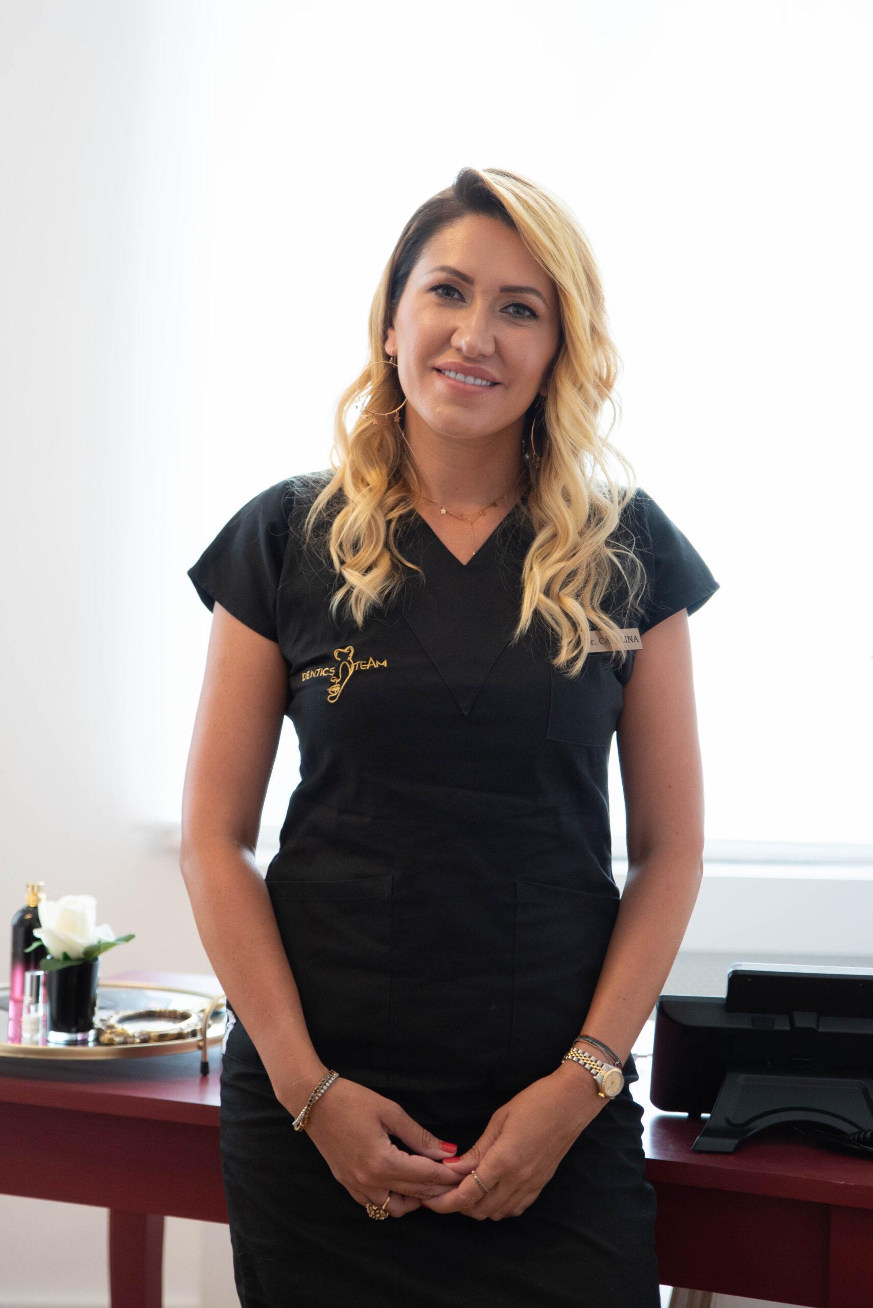 Doctor Catalina Anghel